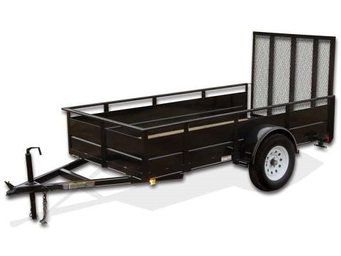2017 Carry-On Trailers 5X10SSG in Saint Johnsbury, Vermont