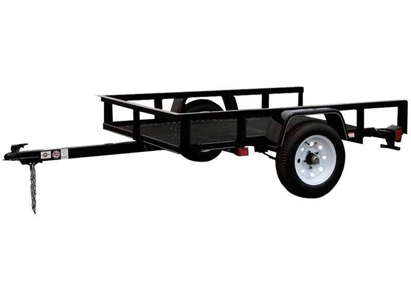 2017 Carry-On Trailers 5X8NG in Kansas City, Kansas