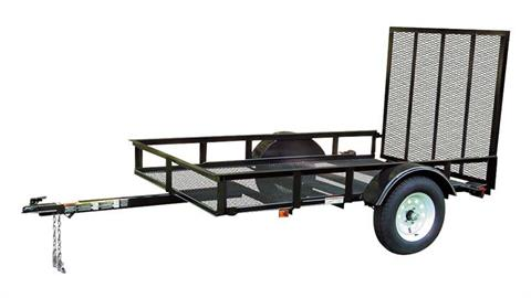 2017 Carry-On Trailers 5X8SP in Kansas City, Kansas