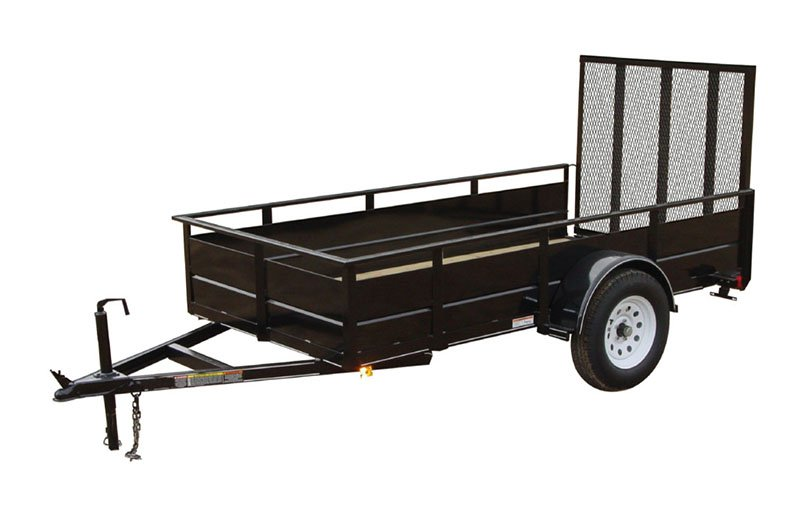 2017 Carry-On Trailers 5X8SSG in Saint Johnsbury, Vermont