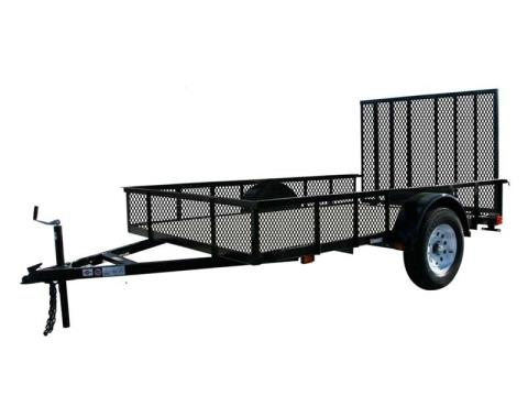 2017 Carry-On Trailers 6X10GWHS16 in Saint Johnsbury, Vermont
