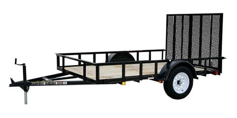 2017 Carry-On Trailers 6X12GW in Kansas City, Kansas