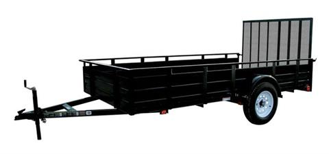 2017 Carry-On Trailers 6X12SSG in Kansas City, Kansas