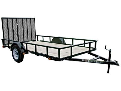 2017 Carry-On Trailers 6X14GW in Saint Johnsbury, Vermont