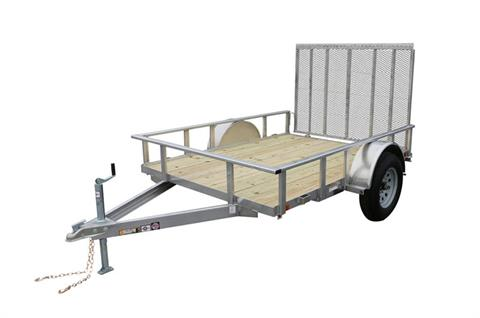 2017 Carry-On Trailers 6X8AGW in Kansas City, Kansas
