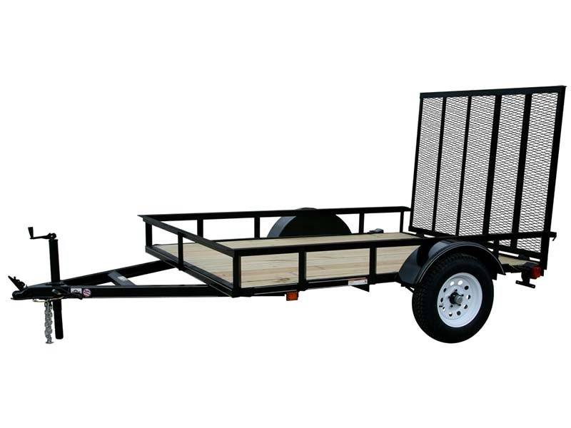 2017 Carry-On Trailers 6X8GW13 in Kansas City, Kansas