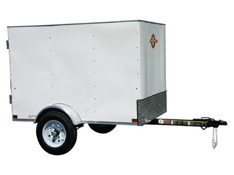 2018 Carry-On Trailers 4X6CG in Brunswick, Georgia