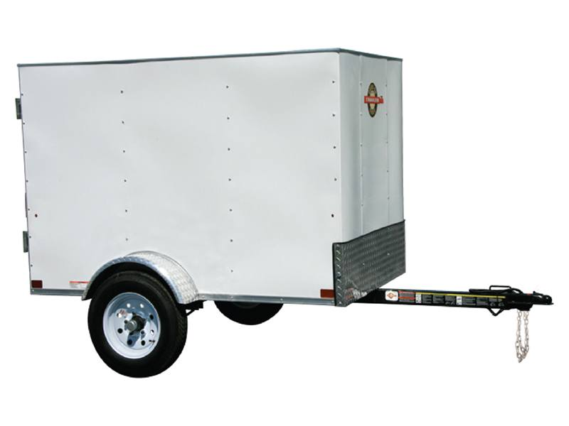 2018 Carry-On Trailers 4X6CG in Elk Grove, California