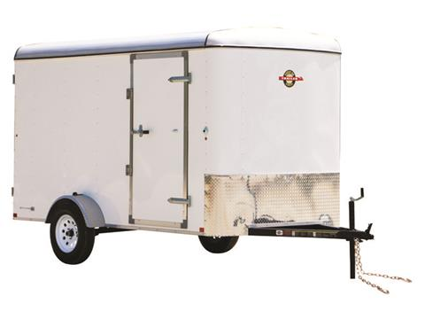 2018 Carry-On Trailers 5X10CGR in Thornville, Ohio