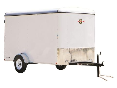 2018 Carry-On Trailers 5X8CGR in Brunswick, Georgia