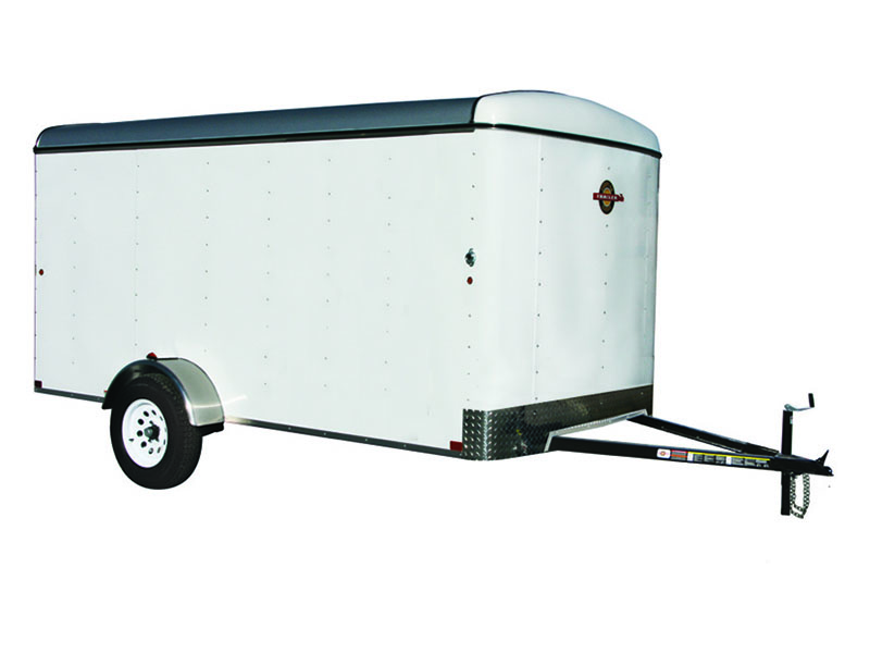 2018 Carry-On Trailers 5X8CGREC in Paso Robles, California
