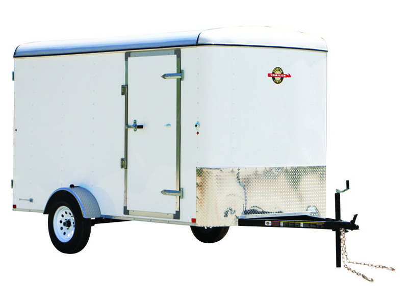 2018 Carry-On Trailers 6X10CGR in Thornville, Ohio