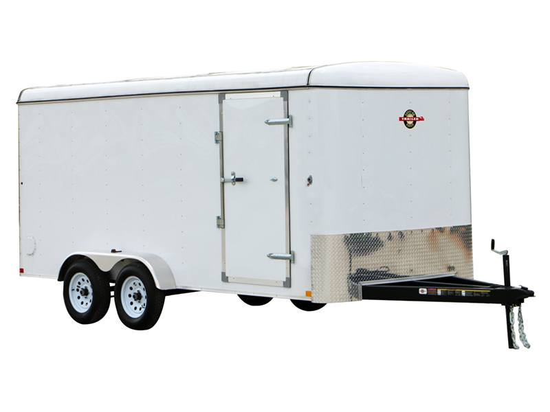 2018 Carry-On Trailers 6X12CG7K in Kansas City, Kansas