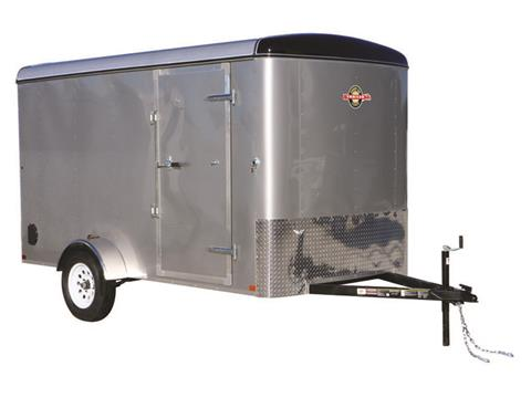 2018 Carry-On Trailers 6X12CGR-Silver in Brunswick, Georgia