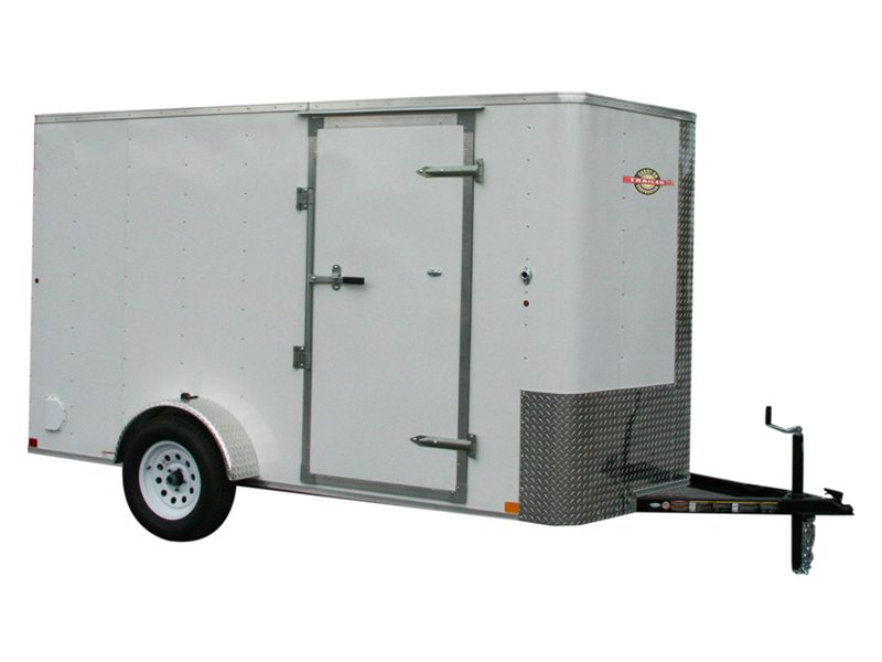 2018 Carry-On Trailers 6X12CGRBN in Marietta, Ohio