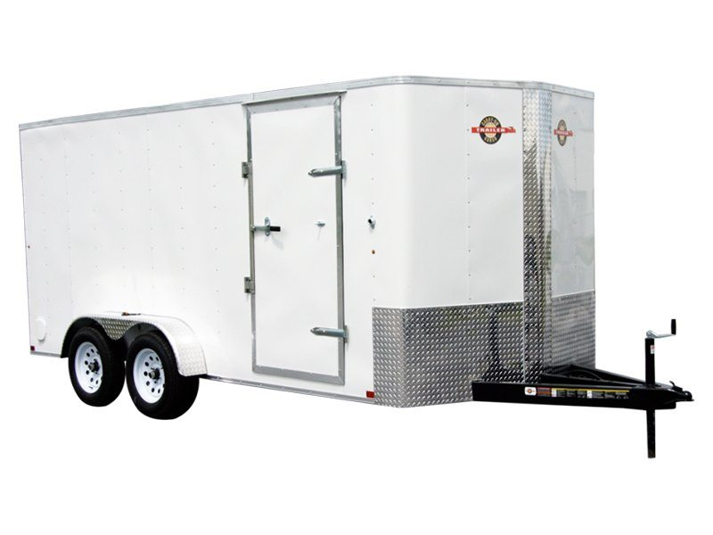2018 Carry-On Trailers 6X12CGRBN7K in Kansas City, Kansas