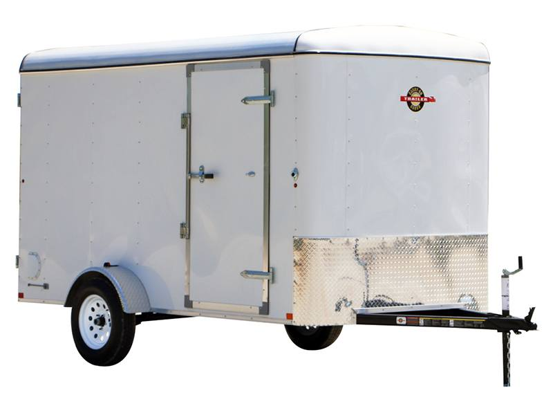 2018 Carry-On Trailers 7X12CGR1AXLE in Saint Johnsbury, Vermont