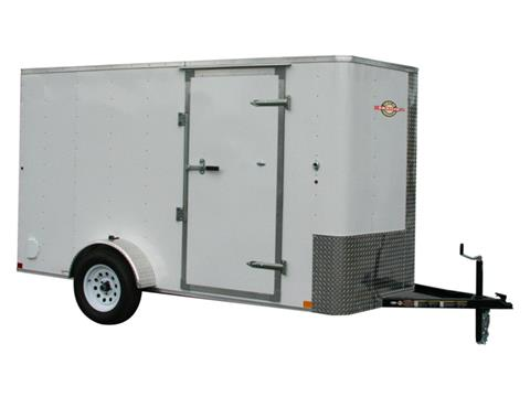 2018 Carry-On Trailers 7X12CGRBN3K in Kansas City, Kansas