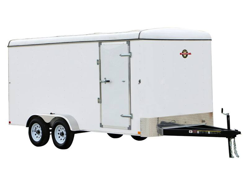 2018 Carry-On Trailers 7X16CGREC in Thornville, Ohio