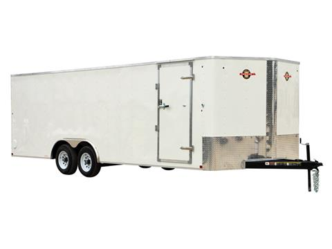 2018 Carry-On Trailers 8.5X18CGRBN10K in Kansas City, Kansas