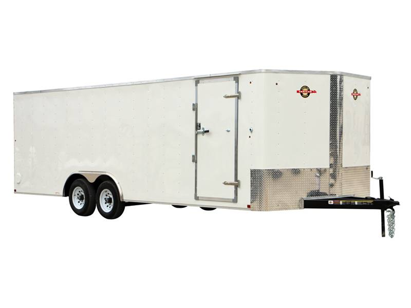 2018 Carry-On Trailers 8.5X20CGRBN10K in Saint Johnsbury, Vermont