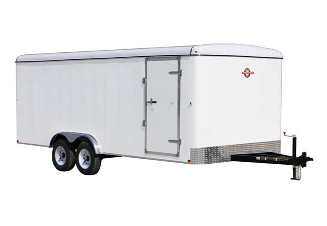 2018 Carry-On Trailers 8.5X20CGREC in Kansas City, Kansas