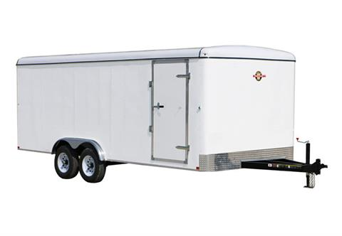 2018 Carry-On Trailers 8.5X20CGREC in Merced, California