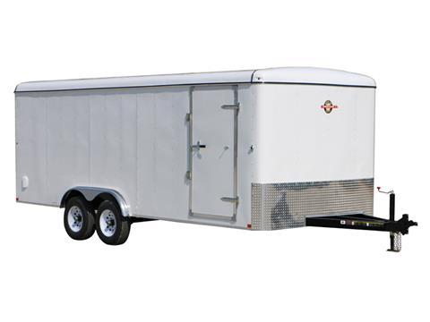 2018 Carry-On Trailers 8X16CGR in Thornville, Ohio