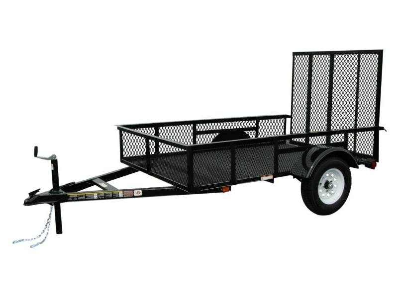 2018 Carry-On Trailers 5X8LSPHS in Kansas City, Kansas