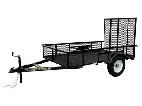 2018 Carry-On Trailers 5X8LSPHS in Paso Robles, California