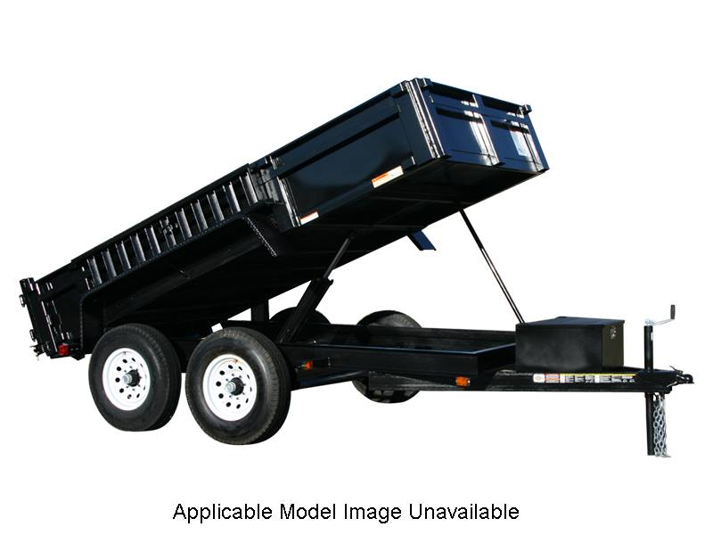 2018 Carry-On Trailers 7X14DUMPLP12K-24HS in Saint Johnsbury, Vermont