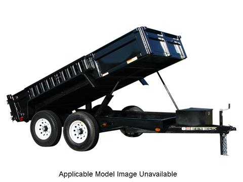 2018 Carry-On Trailers 7X14DUMPLP12K-24HS in Marietta, Ohio