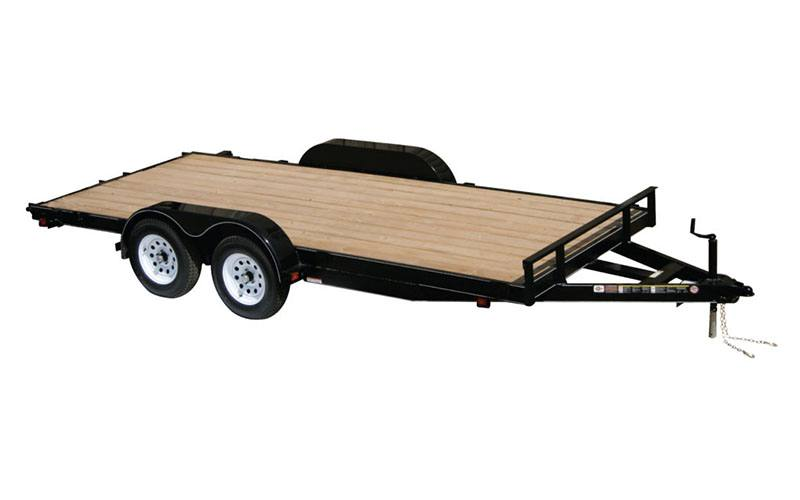 2018 Carry-On Trailers 7X20APFTSR2BRK in Paso Robles, California