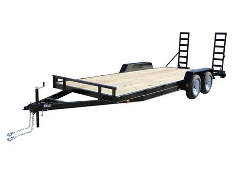 2018 Carry-On Trailers 7X20HDEQFTFR in Paso Robles, California