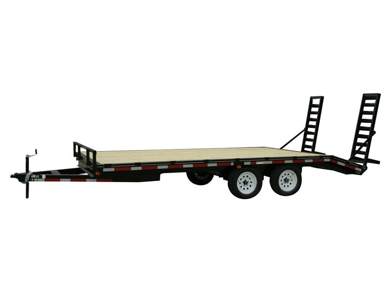 2018 Carry-On Trailers 8.5X16DODT7K in Marietta, Ohio