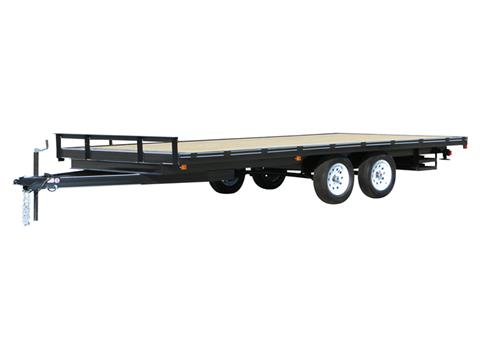 2018 Carry-On Trailers 8.5X18DO10K in Thornville, Ohio