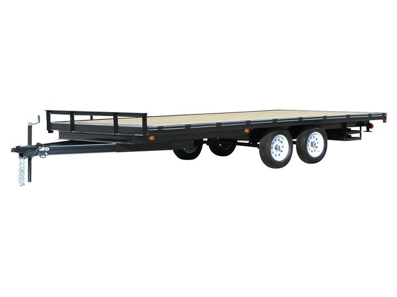 2018 Carry-On Trailers 8.5X18DO7K in Saint Johnsbury, Vermont