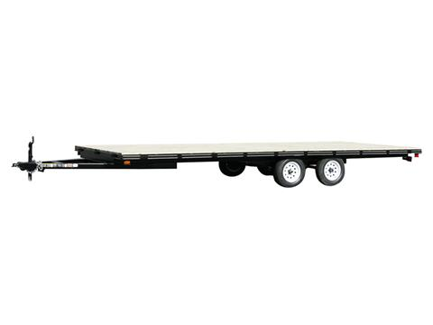 2018 Carry-On Trailers 8X16DO-LOB in Marietta, Ohio