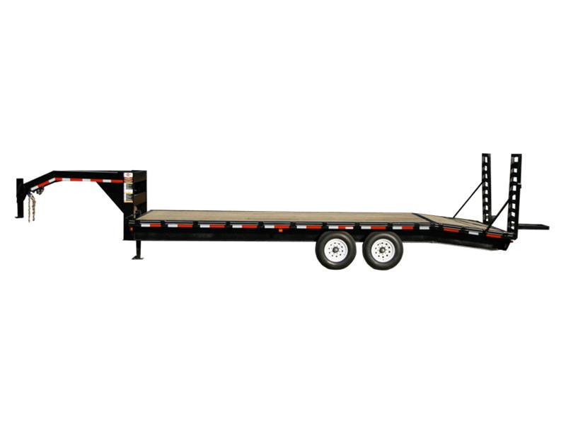 2018 Carry-On Trailers 8.5X24GNDODT12K in Saint Johnsbury, Vermont
