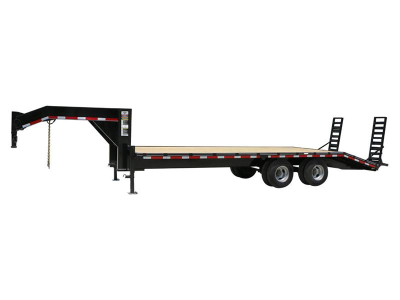 2018 Carry-On Trailers 8.5X24GNDODT20K in Paso Robles, California