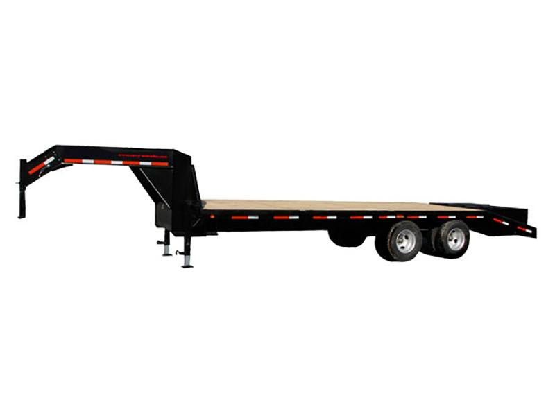 2018 Carry-On Trailers 8.5X25GNDODT14K in Saint Johnsbury, Vermont