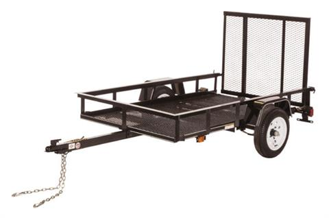 2018 Carry-On Trailers 4X6G in Saint Johnsbury, Vermont
