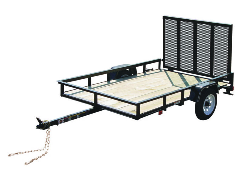 2018 Carry-On Trailers 4X8GW2K in Paso Robles, California