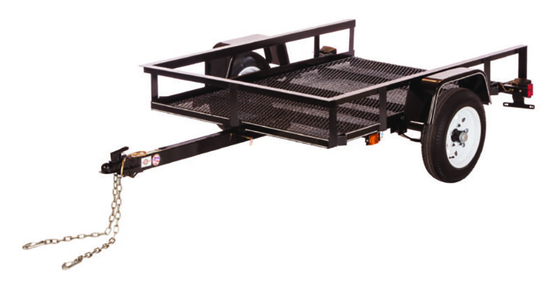 2018 Carry-On Trailers 4X8NG in Kansas City, Kansas