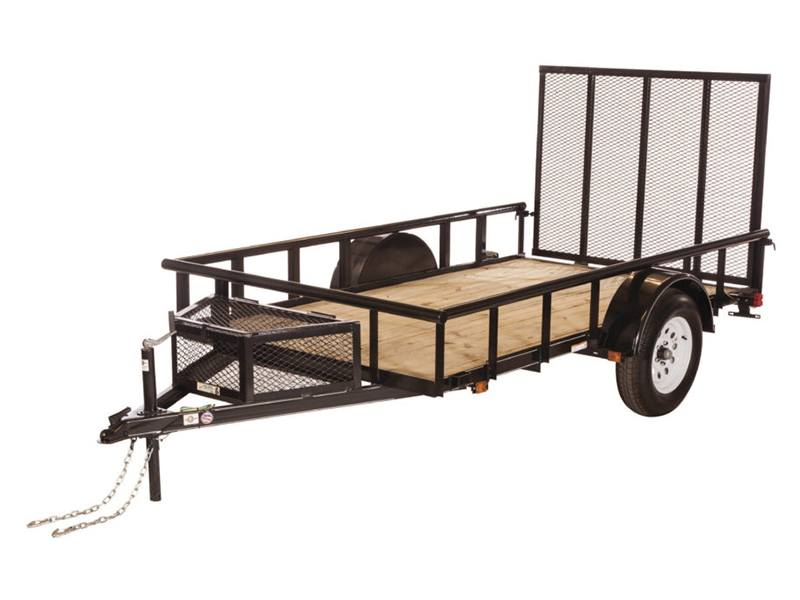 2018 Carry-On Trailers 5.5X12GWPTLED in Marietta, Ohio