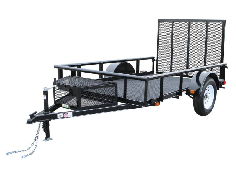 2018 Carry-On Trailers 5.5X9GPR in Kansas City, Kansas