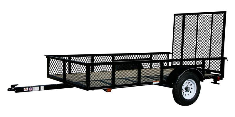 2018 Carry-On Trailers 5X10GW2KHS in Kansas City, Kansas