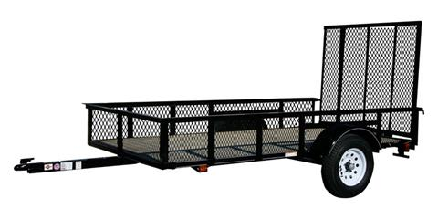 2018 Carry-On Trailers 5X10GW2KHS in Paso Robles, California