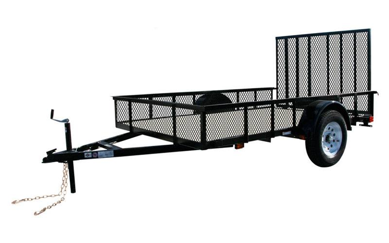 2018 Carry-On Trailers 5X10GWHS in Saint Johnsbury, Vermont