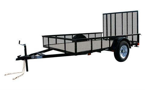 2018 Carry-On Trailers 5X10GWHS in Kansas City, Kansas